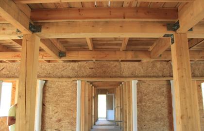 Экспертиза деревянных конструкций