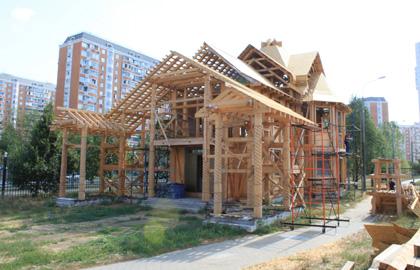 Экспертиза деревянного каракаса