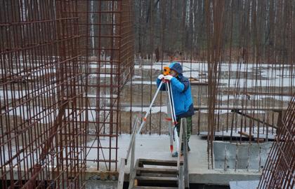 Обследование монолитных конструкций